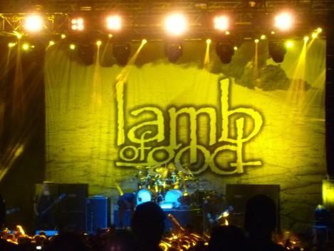 Lamb of God @ Soundwave